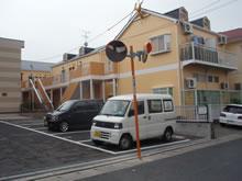 アパート 屋根・外壁塗装リフォーム 施工後