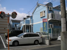 アパート 屋根・外壁塗装リフォーム 施工前