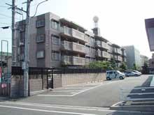 大賀 マンション外壁塗装・屋上防水工事 施工前