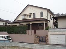 H様邸 外壁、屋根塗装リフォーム 施工後