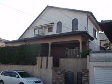 H様邸 外壁、屋根塗装リフォーム 施工前