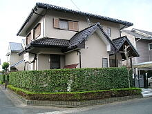 遠賀郡 I様邸 屋根・外壁塗装リフォーム 施工後