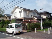 筑紫野市K様邸 屋根、外壁、破風の塗装リフォーム 施工後