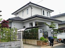 花田邸 外観リフォーム 施工前