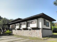 大分県湯布院 福岡魚凾株式会社様 別荘 外観施工後