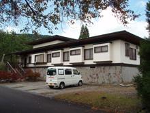 大分県湯布院 福岡魚凾株式会社様 別荘 外観施工前