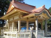 某社寺 外観リフォーム
