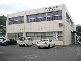 筑紫台高校 コンピューターセンター 施工後