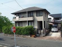 筑紫野市 O様邸 住宅塗装 施工前