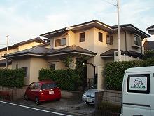 筑紫野市 T様邸 住宅塗装 施工前