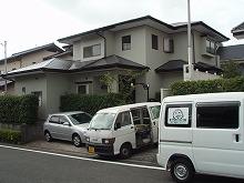 筑紫野市 T様邸 住宅塗装 施工後