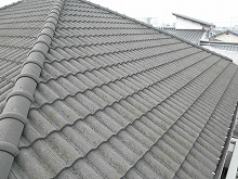 福岡県 春日市 M様邸 屋根塗装施工前