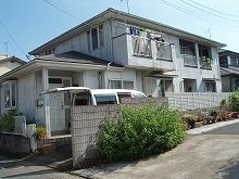 福岡市 F様邸 外壁・屋根塗装工事 施工前