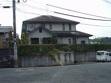 太宰府市 U様邸 外壁屋根 塗装工事 施工前