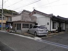長崎県 壱岐市 外壁塗装施工前