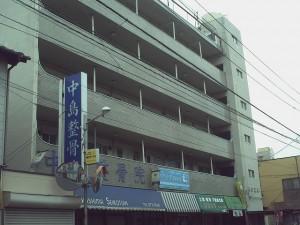 春日市 I ビル 屋上・外壁改修工事 施工前