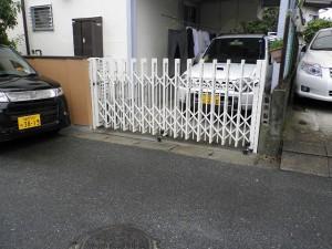 筑紫野市 O様邸 フェンス取り付け工事 施工後