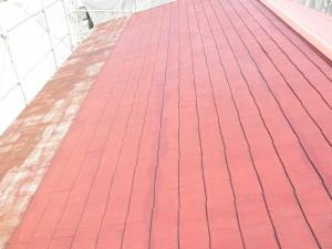 筑紫野市 O様邸 屋根塗装工事 施工前