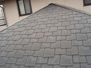 福岡県 小郡市 K様邸 屋根塗装工事 施工前