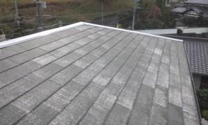 太宰府市 N様邸 屋根塗装工事 施工前