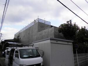 大野城市 M様邸 外壁屋根塗装工事