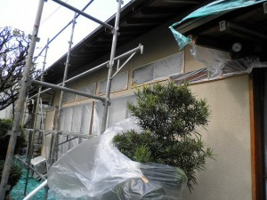 博多区 I様邸 住宅塗装工事 施工前