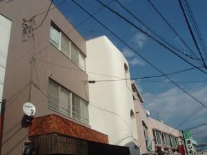 筑紫野市 武田コーポ 外壁改修工事 施工後