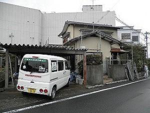 筑紫野市 U様邸 外壁塗装工事 施工前