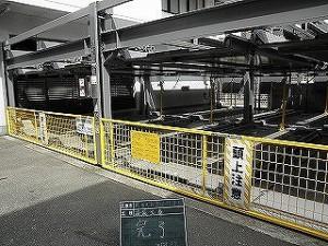 福岡市西区 Hビル 立体駐車場 塗装工事 施工後