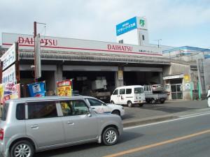 福岡県 大野城市 車工場 塗装工事 施工前