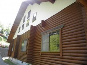 筑紫野市 竜岩自然の家 塗装工事 完了2