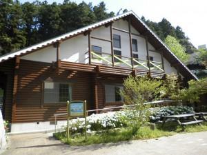 筑紫野市 竜岩自然の家 塗装工事 完了