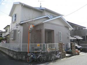 福岡市西区 A様邸 外壁 屋根 塗装工事 施工後