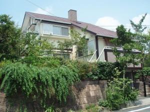 筑紫野市 T様邸 屋根塗装工事 施工前