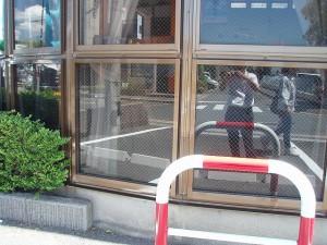 福岡県 東区 郵便局ガラス取り換え工事 完了
