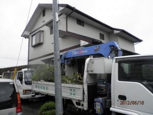 佐賀県 H様邸 住宅塗装工事 施工前