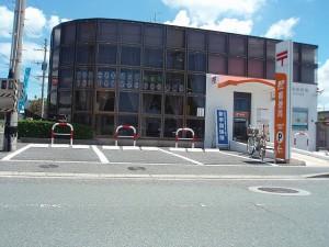 福岡県 東区 郵便局ガードポスト取り換え工事 完了