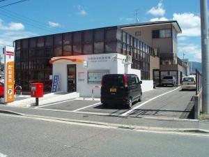 福岡県 東区 郵便局 外壁塗装改修工事 完了