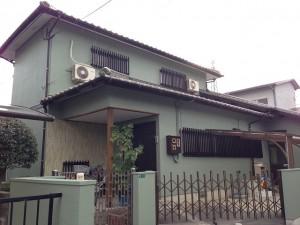 福岡県 前原市 I様邸 住宅塗装工事 完了