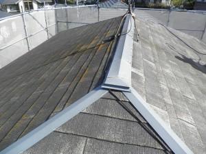 福岡県 大野城市 屋根 塗装工事 施工前