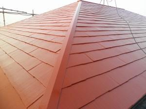 福岡県 大野城市 屋根 塗装工事 完了