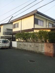 筑紫野市 S様邸 外壁 屋根塗装工事 完了