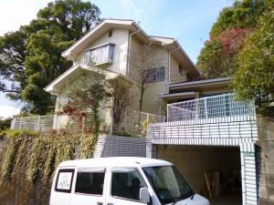 太宰府市 T様邸 住宅塗装工事 完了