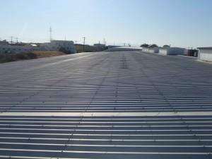 福岡県 大川市 ルミエール 屋根塗装工事 完了