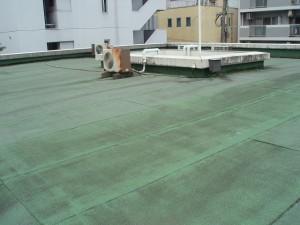 福岡市中央区 M様邸 防水工事 施工前