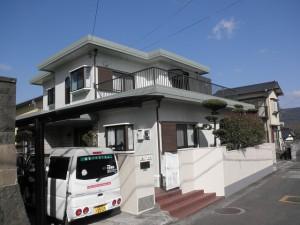 太宰府市 H様邸 外壁 屋根 改修工事 完了
