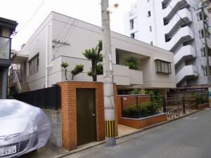 福岡市中央区 M様邸 外壁塗装工事 完了