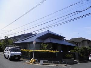 福岡県 古賀市 I様邸 住宅塗装工事 完了