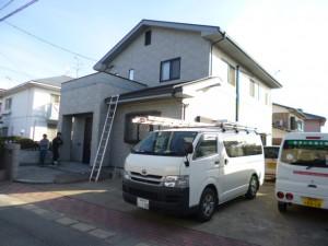 福岡県 筑紫野市 N様邸 住宅塗装工事 施工前