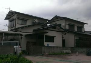 福岡県 筑紫野市 I様邸 住宅塗装工事 施工後